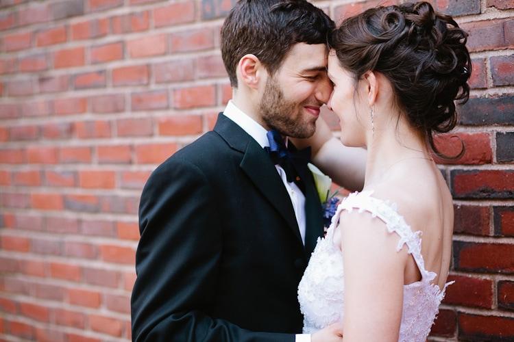 Katherine and Aaron