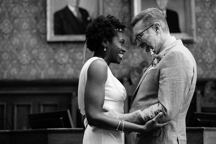 Alisa James Cambridge City Hall Wedding Kelly Benvenuto