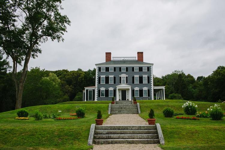 The Codman Estate Lincoln Machusetts Wedding