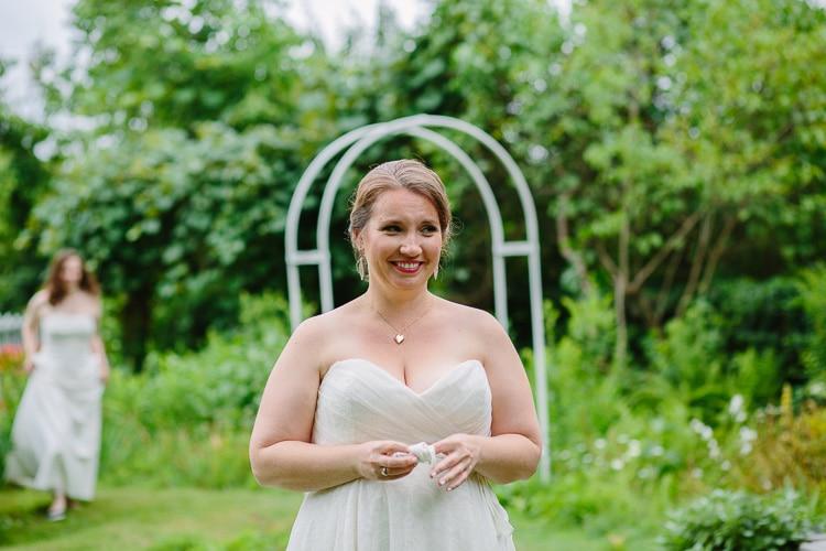Lincoln Massachusetts wedding, first look