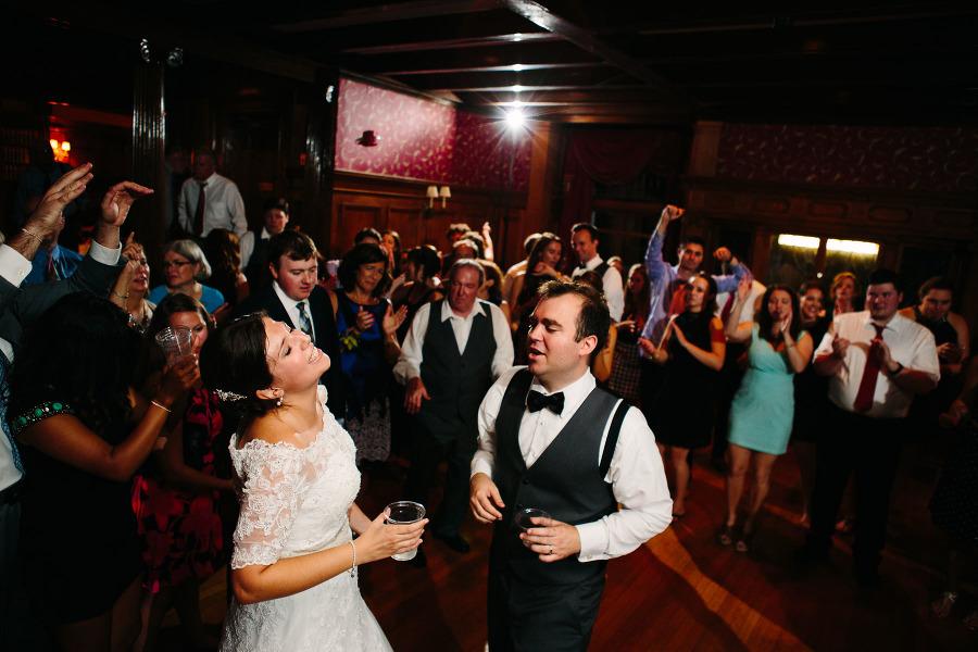 Maggie and Tom's wedding at the Endicott Estate in Dedham, MA | Kelly Benvenuto Photography | Boston Wedding Photographer